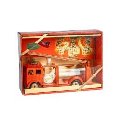 Coffret camion de Pompier Poire William