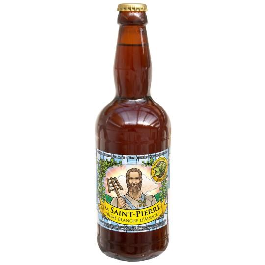Bière blanche d'Alsace 50 cl