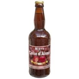 Bière cerise d'Alsace 50 cl