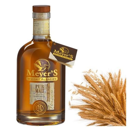 Whisky Pur Malt 70cl