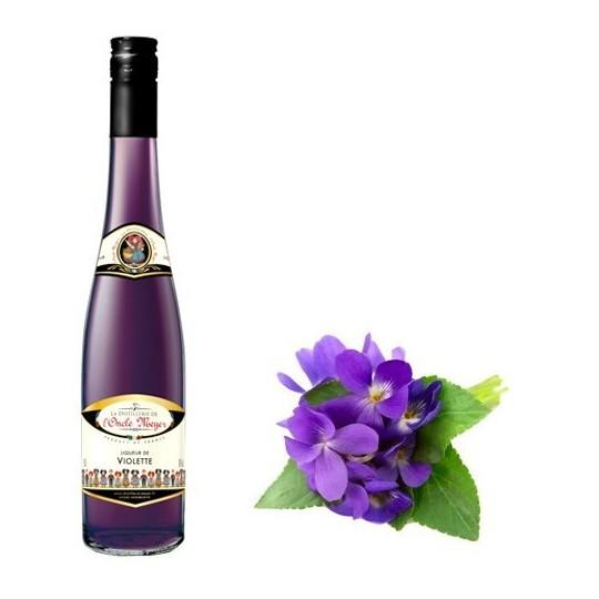 Liqueur Oncle Meyer Violettes 50 cl