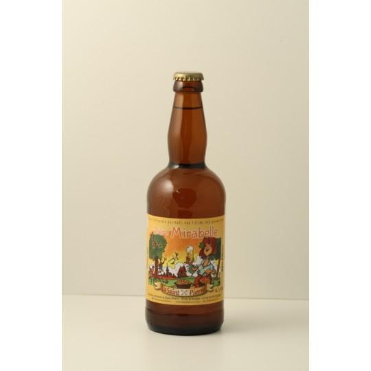 Bière mirabelle 50 cl