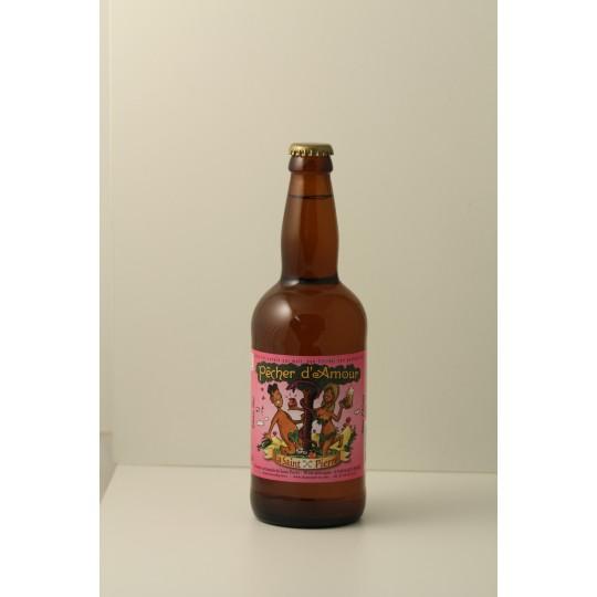 Bière Pêcher d'Amour 50 cl