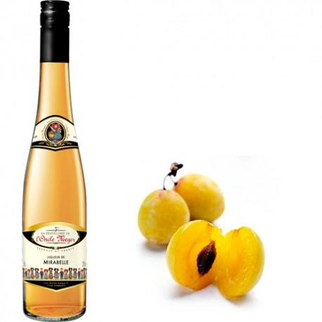 Liqueur Oncle MEYER Mirabelle 50 cl