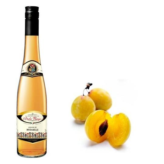Liqueur Oncle MEYER Mirabelle 50 cl