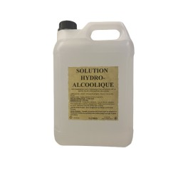 Hydro alcoholic Solution 5 L - Meyer'S.