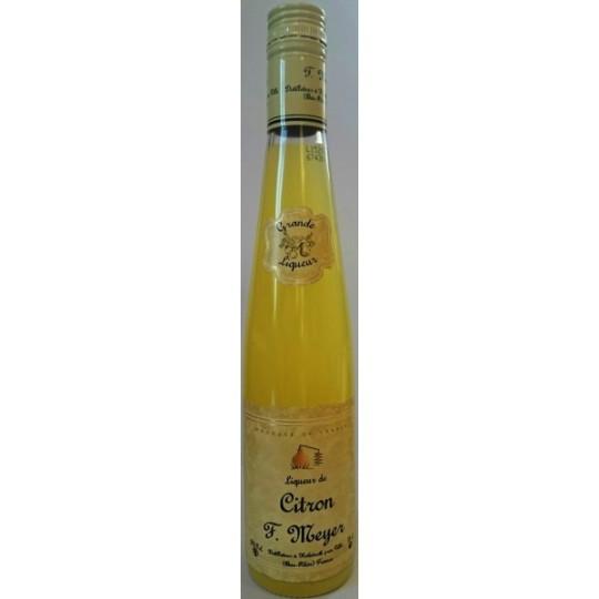 Liqueur de citron 35 cl